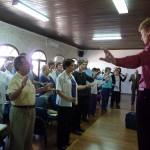 Informe del Encuentro Nacional, Toledo Octubre 2012