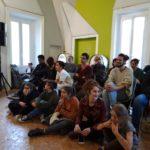 Beim Jugendorchester in Neapel